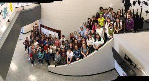 Studenten in de North Jackson High School, waar alleen de directeur beslist over de straf die studenten krijgen die de schoolregels overtreden hebben.
