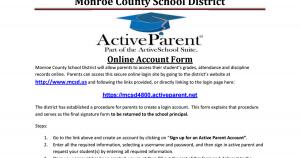 Op veel Amerikaanse High Schools worden Apps en ouder portaals gebruikt waarmee ouders op de hoogte worden gebracht van cijfers, aanwezigheid en disciplinaire maatregelen.